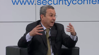 Munich Security Conference 2013: A conversation with Ehud Barak