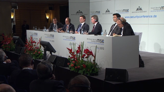 Munich Security Conference 2013: Panel Discussion - The American Oil & Gas Bonanza: The Changing Geopolitics of Energy