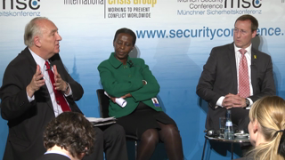 Munich Security Conference 2013: Breakout Session: Does R2P Have a Future?