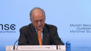 Wolfgang Ischinger's Welcome Address