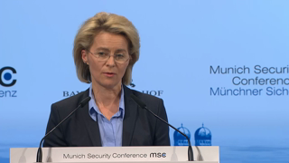 Munich Security Conference 2014: Statement by Ursula von der Leyen