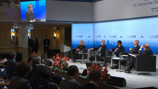 "Munich Security Conference 2014: Panel Discussion ""The Future of European Defence"""