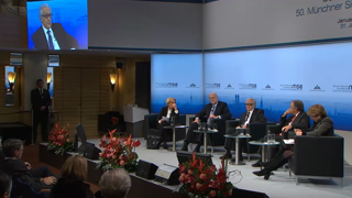 "Munich Security Conference 2014: Night Owl Session ""The Syrian Catastrophe"""
