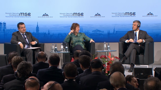 "Munich Security Conference 2014: Panel Discussion ""The Belgrade-Pristina Dialogue"""