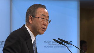 Munich Security Conference 2014: Global Power and Regional Stability - Opening Statements