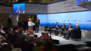 "Munich Security Conference 2014: Panel Discussion ""Europe"""