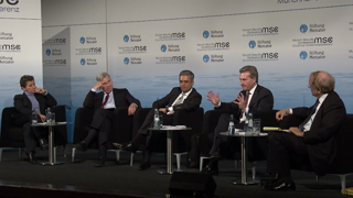 "Munich Security Conference 2014: Breakout Session ""Energy and Climate Security"""