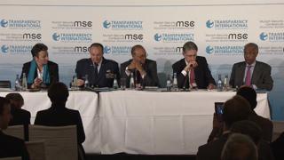 "Munich Security Conference 2014: Breakout Session ""The Post-Conflict Conundrum"""