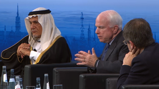 "Munich Security Conference 2014: Panel Discussion ""What Season is next for the Middle East?"""
