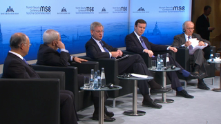 "Panel Discussion ""Iran"""