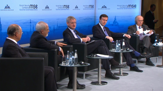 "Munich Security Conference 2014: Panel Discussion ""Iran"""