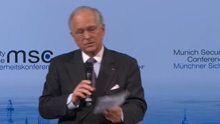 Wolfgang Ischinger's Closing Remarks