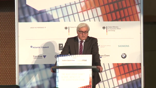 Energy Security Summit 2014: Rede von Frank-Walter Steinmeier