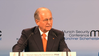 Welcome Remarks by Wolfgang Ischinger