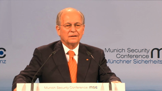 Munich Security Conference 2015: Welcome Remarks by Wolfgang Ischinger