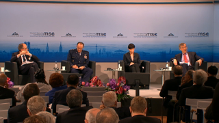 "Munich Security Conference 2015: Panel Discussion ""Who is Ready for Hybrid Warfare?"""