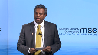 "Munich Security Conference 2015: Night Owl Session ""The Refugee Catastrophe"""