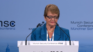 "Munich Security Conference 2015: Presentation ""The Elders Initiative on Strengthening the United Nations"""
