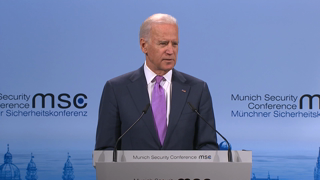 Munich Security Conference 2015: Statement and Discussion with Joseph Biden