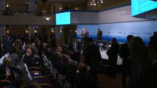 "Munich Security Conference 2015: Panel Discussion ""Are We Losing the War on Terror?"""