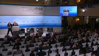 Munich Security Conference 2015: Closing Statement