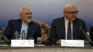 Core Group Meeting Tehran: Ministerial Debate with Frank-Walter Steinmeier and Mohammad Javad Zarif