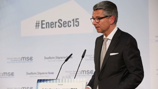 Energy Security Summit 2015: Speech by Ulrich Grillo