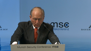Munich Security Conference 2016: Welcome Remarks by Wolfgang Ischinger