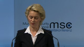 Opening Statements by Ursula von der Leyen and Jean-Yves Le Drian