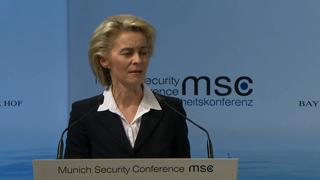 Opening Statements by Ursula von der Leyen and Jean-Yves Le Drian