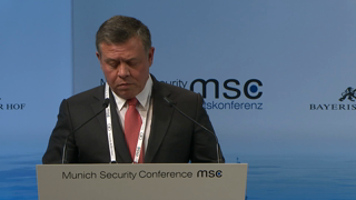Munich Security Conference 2016: Special Address by His Majesty King Abdullah II bin Al Hussein of Jordan