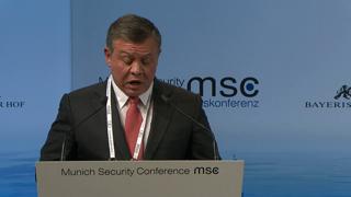 Munich Security Conference 2016: Special Address by His Majesty King Abdullah II bin Al Hussein of Jordan