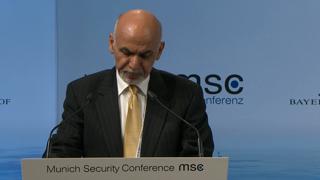 Munich Security Conference 2016: Statements by Mohammad Ashraf Ghani, Haider Al-Abadi, and Adel bin Ahmed Al-Jubeir