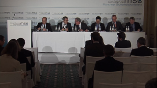 "Munich Security Conference 2016: Panel Discussion ""Trade, Prosperity and Security"""