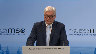 Munich Security Conference 2016: Opening Statements by Frank-Walter Steinmeier and Jens Stoltenberg
