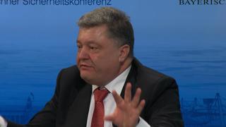 Munich Security Conference 2016: Presidential Debate with Petro Poroshenko, Sauli Niinistö, Dalia Grybauskaitė, Andrzej Duda and Martin Schulz