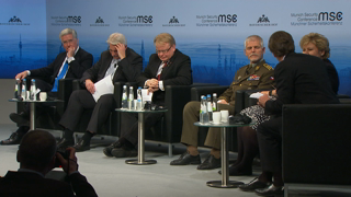 "Panel Discussion ""Between Reassurance and Reengagement? The Future of NATO"""