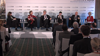 "Munich Security Conference 2016: Opening Statement and Panel Discussion ""Human Plight – Out of Sight?"""