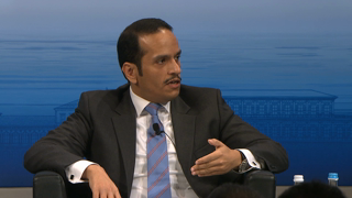 """Panel Discussion and Comment """"Growing Rifts, Power Shifts? The New Geopolitics of the Middle East"""""""