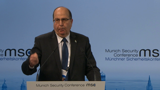 Munich Security Conference 2016: Comment by Moshe Yaloon