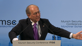 Munich Security Conference 2016: Closing Remarks by Wolfgang Ischinger