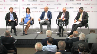 """Panel Discussion """"Connectivity vs. Security? Critical Infrastructures under Cyber Attack"""""""