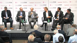 "Cyber Security Summit Stanford: Panel Discussion ""The Economics of Cyber Security: Safeguarding Digital Growth"""