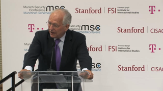 Cyber Security Summit Stanford: Opening Remarks
