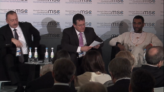 "Munich Security Conference 2016: Panel Discussion ""Climate and Energy Security: Is the Heat Still on?"""