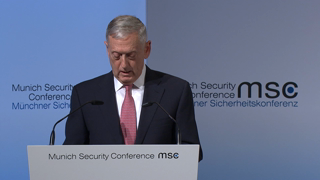 Opening Statements by Ursula von der Leyen and James N. Mattis