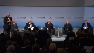 "Munich Security Conference 2017: Panel Discussion ""The Future of the European Union: United or Divided?"""