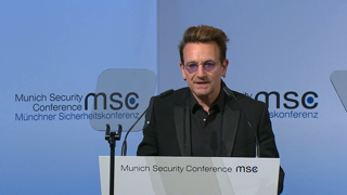 "Munich Security Conference 2017: ""Strengthening our Common Security"" – Statement by Bono"