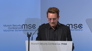 """Strengthening our Common Security"" – Statement by Bono"