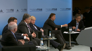 "Panel Discussion ""The Future of the West: Downfall or Comeback?"""